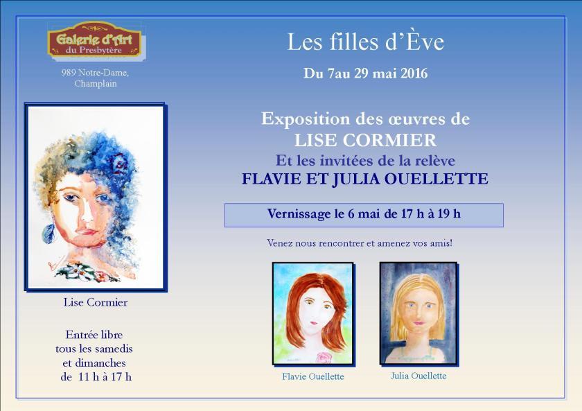 Carton Lise mai 2016